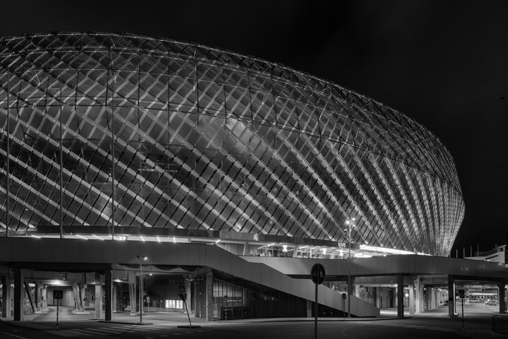 Photograph of Tele2 Arena Stockholm 1