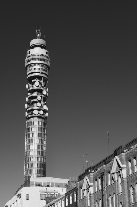 Photograph of Telecom Tower 2