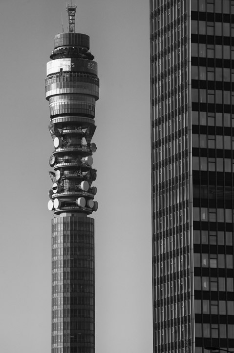 Photograph of Telecom  Tower  3