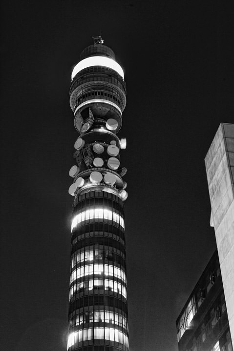 Photograph of Telecom Tower 5