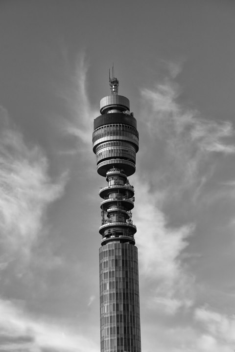 Photograph of Telecom Tower 7