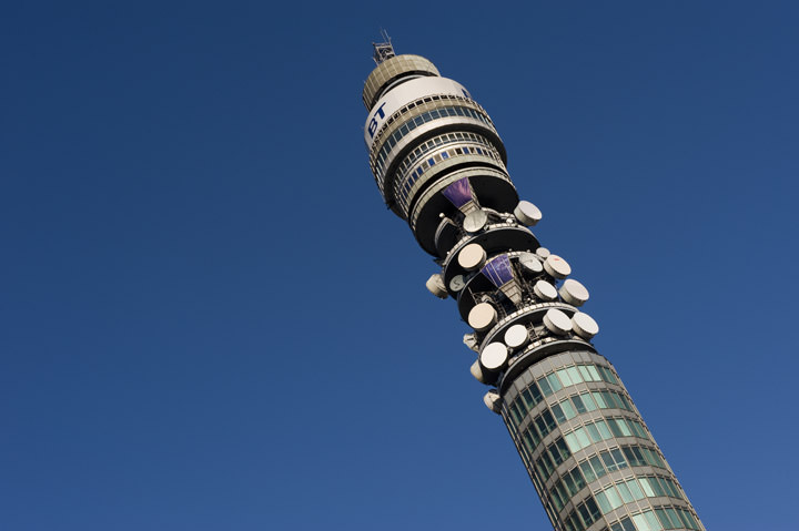 Photograph of Telecom Tower 8