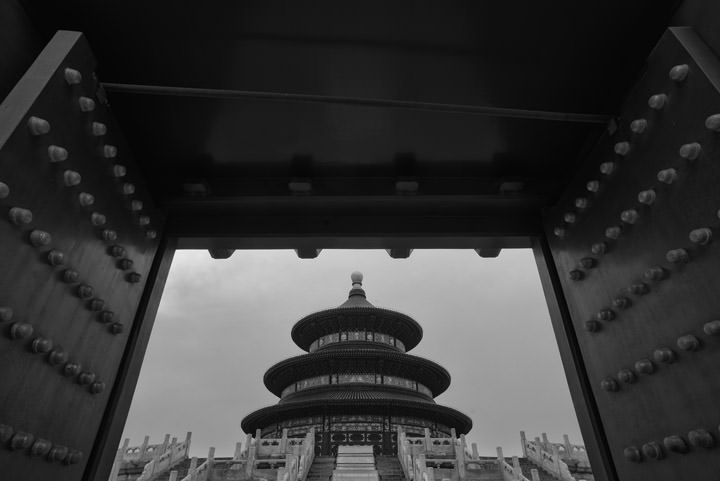 Photograph of Temple of Heaven 1