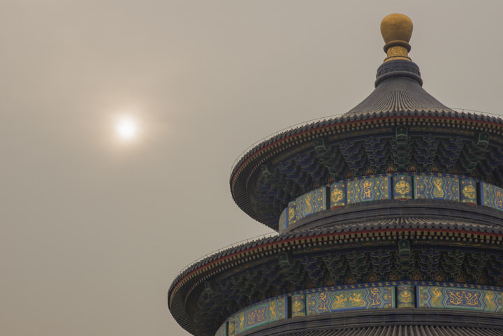 Photograph of Temple of Heaven 2