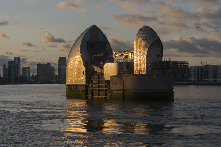 Thames Barrier 10