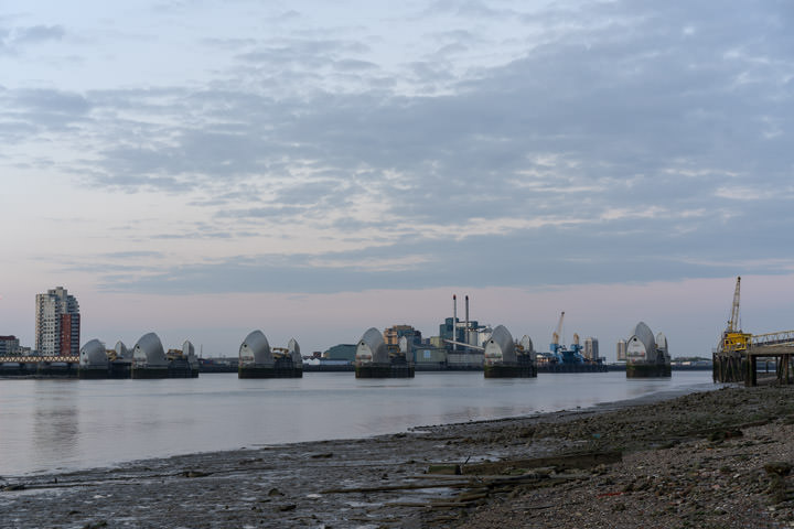 Photograph of Thames Barrier 14