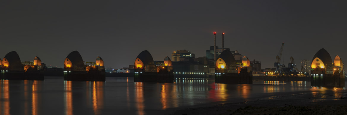 Photograph of Thames Barrier 15