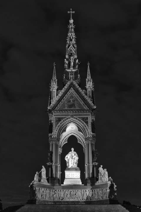 Photograph of The Albert Memorial 10