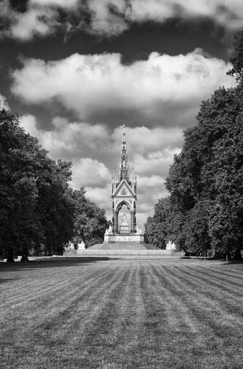 Photograph of The Albert Memorial 11