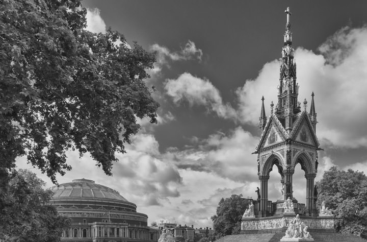 Photograph of The Albert Memorial 12