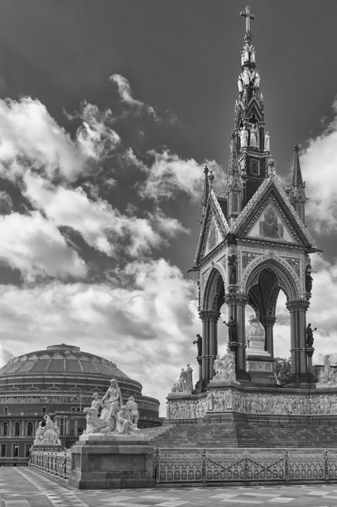 Photograph of The Albert Memorial 13