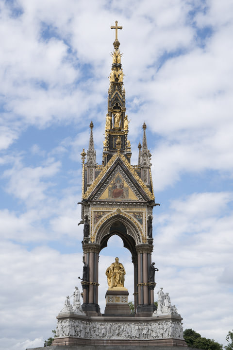 Photograph of The Albert Memorial 14