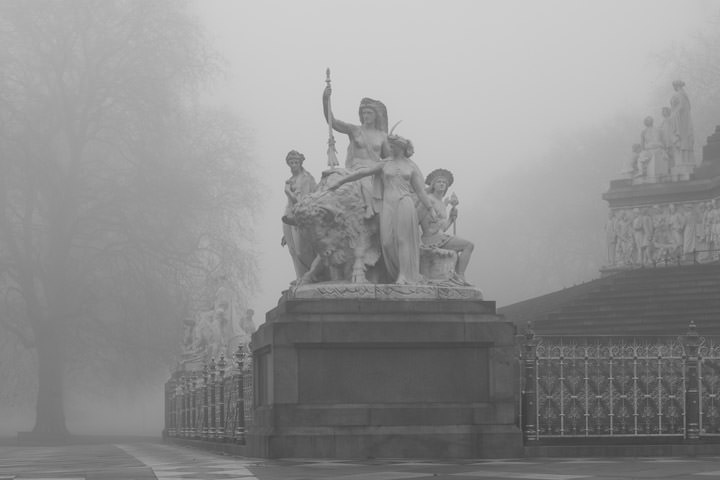 Photograph of The Albert Memorial 16