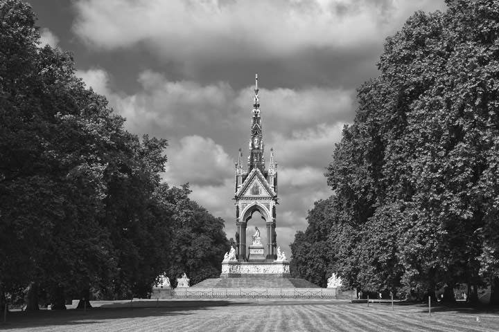 Photograph of The Albert Memorial 2