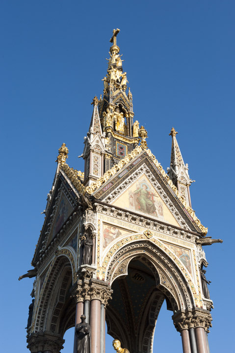 Photograph of The Albert Memorial 3