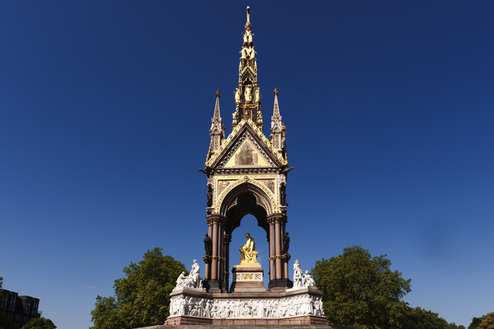 Photograph of The Albert Memorial 4