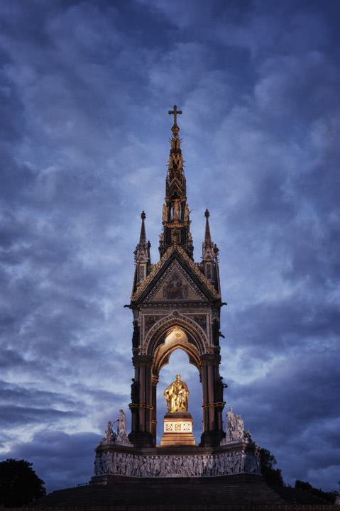 Photograph of The Albert Memorial 7