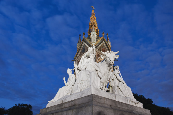 Photograph of The Albert Memorial 8