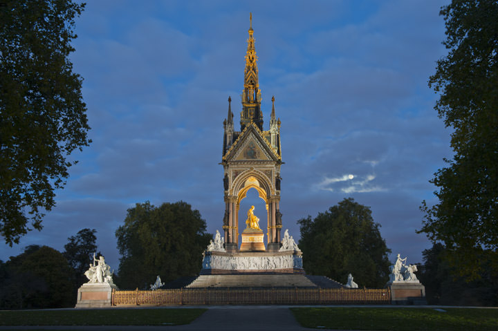 Photograph of The Albert Memorial