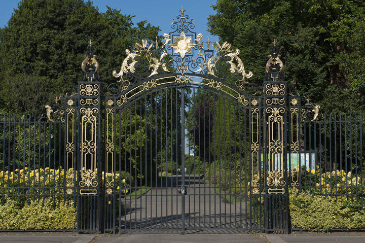 Photograph of The Gates at Regents Park