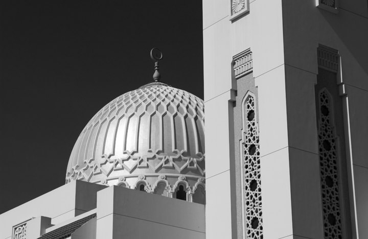 Photograph of The Mosque