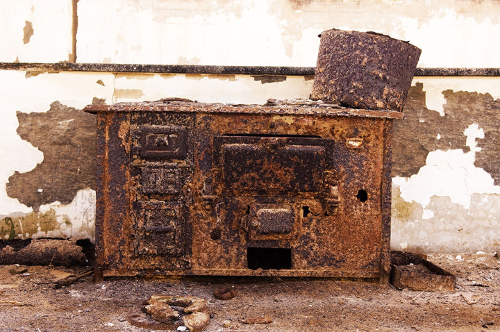 Photograph of The Old Aga
