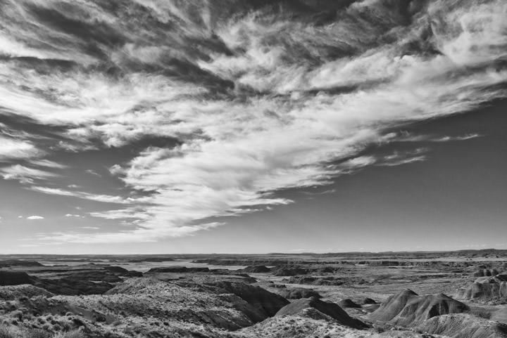 Photograph of The Painted Desert