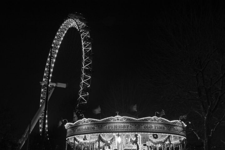 The Roundabout - London Eye