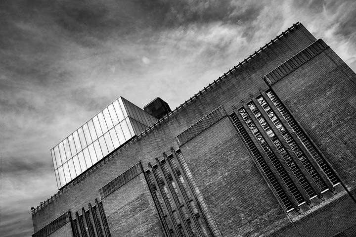 Photograph of The Tate Modern