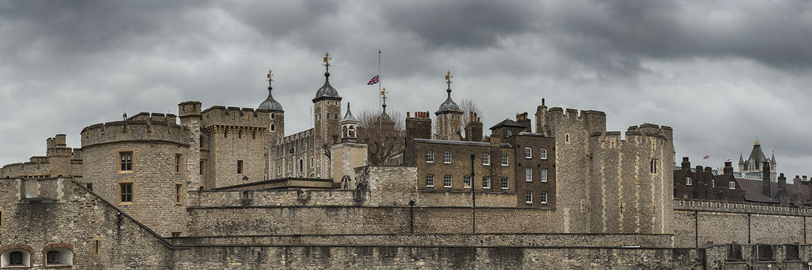 Photograph of The Tower of London Panorama 3