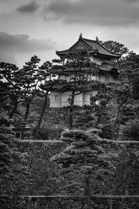 Photograph of Tokyo Imperial Palace 1