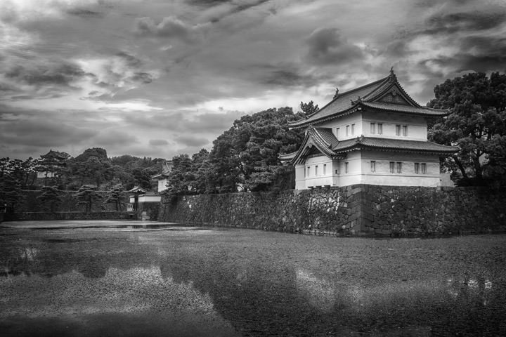 Photograph of Tokyo Imperial Palace 2