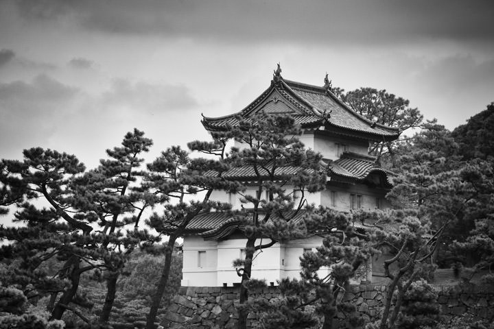 Photograph of Tokyo Imperial Palace 3