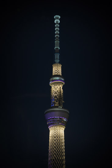 Photograph of Tokyo Skytree 1