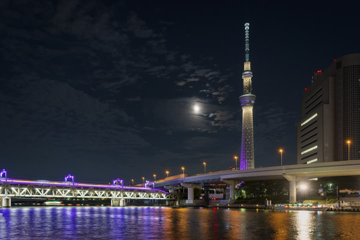 Photograph of Tokyo Skytree 2
