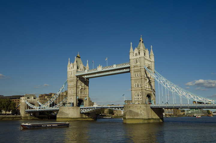 Photograph of Tower Bridge 1