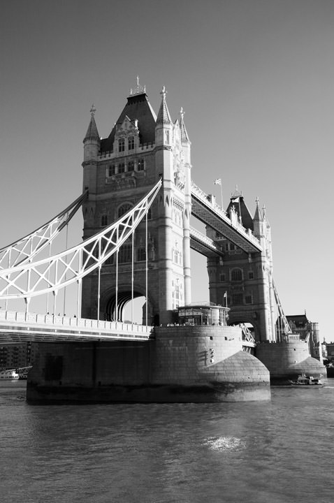 Photograph of Tower Bridge 2