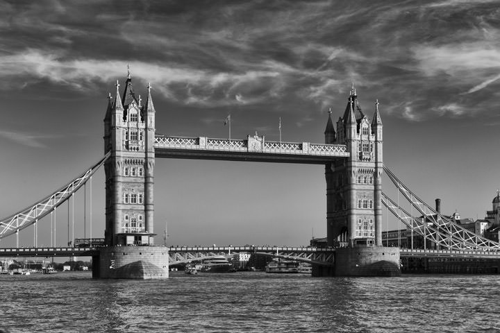 Photograph of Tower Bridge 22
