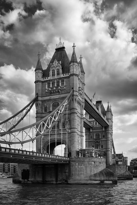 Photograph of Tower Bridge 50