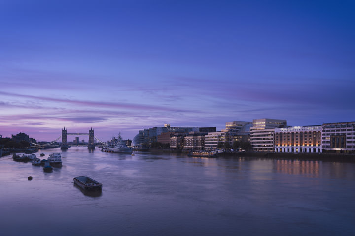 Tower Bridge Dawn 3