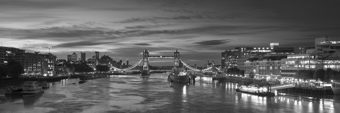Photograph of Tower Bridge Panorama 4