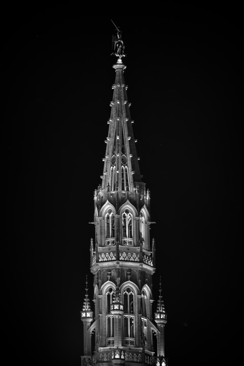 Photograph of Town Hall Brussels 2