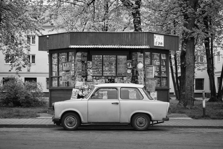 Photograph of Trabant Krakow 1