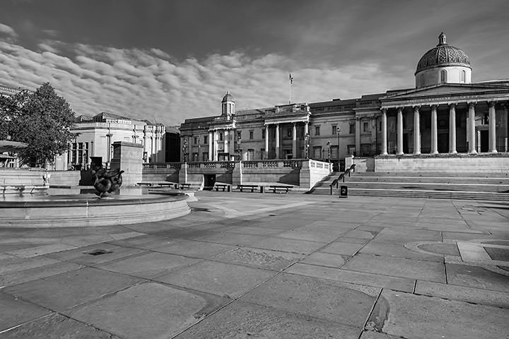 Photograph of Trafalgar Square 10