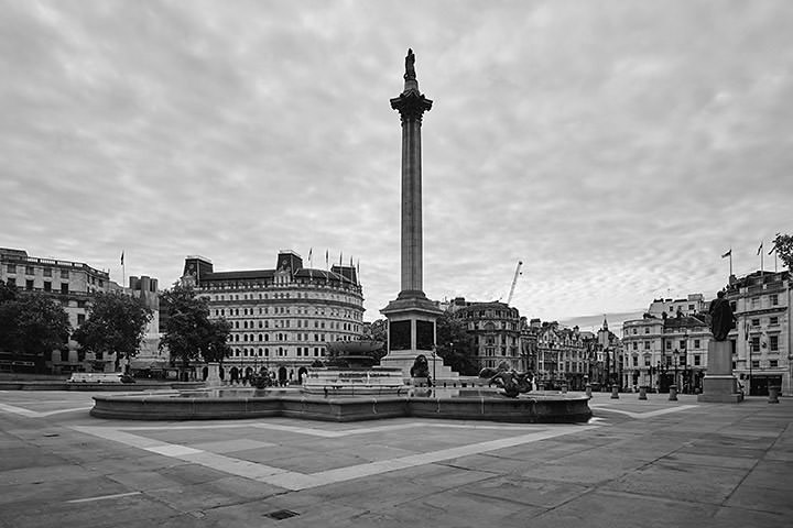 Photograph of Trafalgar Square 12
