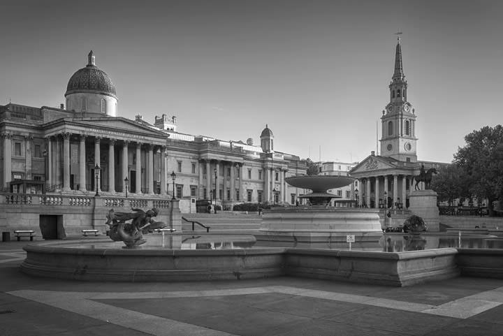 Photograph of Trafalgar Square 6