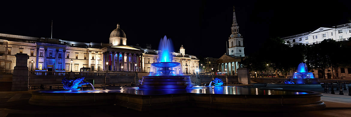 Photograph of Trafalgar Square 9