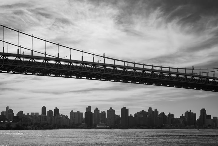 Triboro Bridge and Manhattan 1