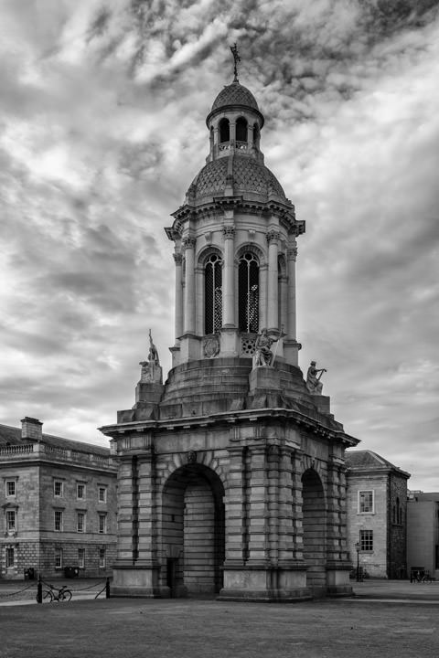 Photograph of Trinity College 1