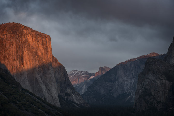 Photograph of Tunnel View 2